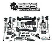 Bds Suspension 2015-2020 Ford F-150 4wd 6 Inch Lift Kit Rear Fox Shocks 1532h