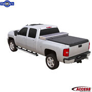 Access Toolbox Roll-up Tonneau Cover For 17-20 Ford F-250/f-350/f-450 6ft. 8in