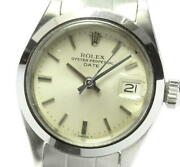 Rolex Oyster Perpetual Date 6916 Cal.2030 Automatic Ladies Watch_559927
