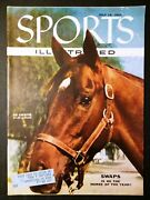Sports Illustrated Magazine 1955 July 18 Swaps Is He The Horse Of The Year