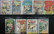 Charlton Comics Premiere 1-4 Outer Space Jungle Jim And More Vg-f