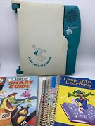 Leap Frog Leappad Leap Into Learning Model 57-000 Bundle Free Shipping