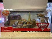 Disney Store Exclusive World Of Cars Ramone Mini Infrared Remote Control Playset