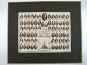 Antique Photo Zion Lutheran Church Rockford Il Portraits Youth Group W Rev Knock