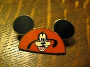Goofy Disney Parks 2008 Trading Pin - Mickey Mouse Ears Hat Limited Edition Pin