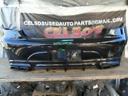 2017-2018 Mercedes Benz S-class Coupe Amg Rear Bumper Assembly Complete Oem