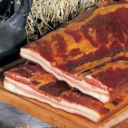 Slab Bacon Low Salt Skinless Fully Cooked Smoked Extra Lean Us Saller