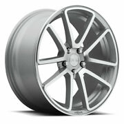 Rotiform Spf 19 X 8.5 Silver And Machined 5x112