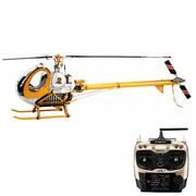 Jczk 300c 470l Dfc 6ch 3d Flying Three Blade Rotor Tbr Scale Rc Helicopter At9s