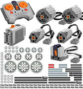 Lego Power Functions Pro-s Technic,motor,gear,pin,axle,remote,receiver,car