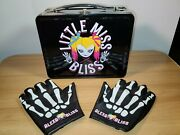 Alexa Bliss Little Miss Bliss Wwe Wrestling Lunchbox And Gloves Cosplay One Size