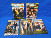 Grounded For Life Season 1-5 Dvd Complete Series 1 2 3 4 5 Oop Original Release
