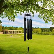 5xwind Chimes Outdoor Large Deep Tone 8 Metal Tubes Wind Chimes