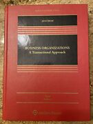 Business Organizations A Transactional Approach By Sjostrom Third Edition