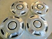 1975 - 1981 Ford Pickup Truck F150 And Van 10.75 Dog Dish Hubcaps / Ratrod