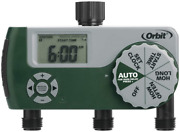 Orbit Programmable Hose Water Timer 3-outlet Durable Weatherproof Fast Install