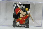 Disney Wdi Le 300 Pin Mickey Mouse Through The Years Profile Club Band Leader