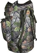 Xl Extra Large Hunting Waterfowling Camo Maxi Pocketed Duck Or Goose Decoy Bag