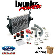 Banks Upgraded Techni-cooler System Fit 2005 Ford Superduty 6.0l Powerstroke