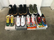 Nike Sneaker Lot Of 7 Shoes Brand New Nike Shoes Air Force 1 Jordanand039s Kd13