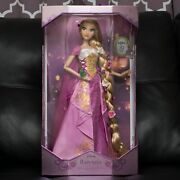 Disney Store 17 Limited Edition Doll Rapunzel 10th Anniversary Tangled 2020