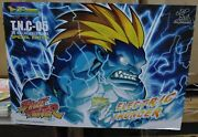 Big Boys Toys Boy Street Fighter The New Challenger Blanka Figure Limited Blue