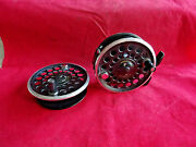 A Vintage Pflueger Supreme 2795 Trout Disc Drag Trout Fly Reel + Spare Spool