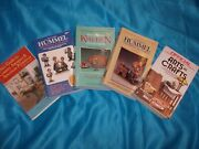5 Early Price Gudes Books Of Recognized Companies Of Collectibles And Antiques