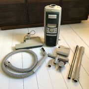 Vintage Electrolux 2100 Canister Vacuum W/ Attachments Tested Working Fast Ship