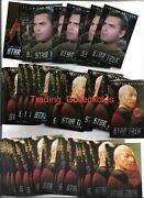 Dave And Busters Star Trek Card 107 Lot Limited Captain Pike
