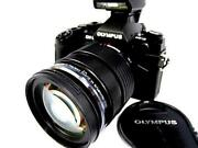 Olympus Om-d E-m1 Camera And Ed 12-40mm F2.8 Pro Lens Set Tested Working Ex++