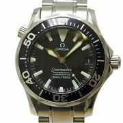 Omega Seamaster Professional 300m Steel Mid Size Watch 2252.50 Ex++