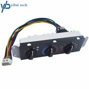 One Hvac Ac A/c And Heater Control With Blower Motor Switch For Jeep Wrangler Tj