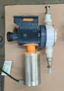 Prominent Sigma/3 Metering Pump S3bah070410pvts1702000 And Leeson Motor