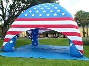 30and039 Inflatable Tent/blower 4 Advertising Promotions And Tent Rentals