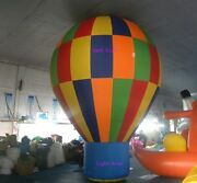 20' Inflatable Multi Color Balloon/blower 4 Advertising Promotions