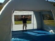 20and039 Inflatable Tent With Doors/windows /blower 4 Advertising Promo Tent Rentals