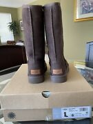 Ugg Classic Tall Ii 1016224 Chocolate Brown Women Boots Sz 6 Brand New With Box