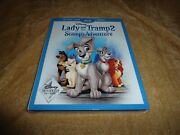 Lady And The Tramp 2 Scamp's Adventure 2001 [blu-ray+dvd+digital] Slip Case
