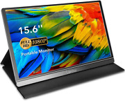 Portable Monitor - Lepow 15.6 Inch Computer Display 1920andtimes1080 Full Hd Ips Scr..