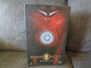 Iron Man Mark Iii 12 Inch Figure Boxed Opened Complete Hot Toys 2008