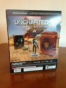 Uncharted 3 Drakeand039s Deception Collectorand039s Edition Original Sealed Box Ps3 Nm+