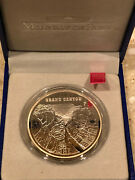 2008 France Unesco Grand Canyon 1.5 Andeuro Euro Silver Proof Kn 1574