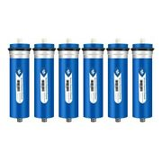 6 Pack 300g Ro Membrane 0.0001andmum Reverse Osmosis System Water Filter Replacement
