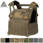 Plate Carrier Chest Rig Modular Vest Tactical Helikon Spitfire Direct Action New