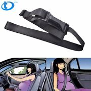 Black Safety Pregnancy Seat Belt Protect Unborn Baby And Maternity Moms Belly