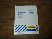 New Holland H9870 H9880 Bale Wagon Travelling Shop Service Repair Manual