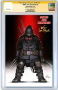 Preorder Tmnt The Last Ronin Inhyuk Lee Cgc 9.8 Ss Signed And Remarked 400 Print🔥