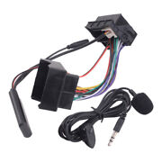 Car Bluetooth Module Audio Cable Adapter Fit For Rcd210 300 310 Rns510 Ma2262