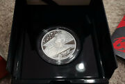 Music Legend - David Bowie 2020 Uk 2oz Silver Proof Coin